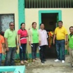 Barangay Jose Rizal Elementary and public High school recipient of two school projects from LGU Makilala
