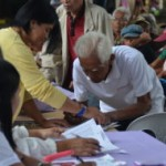 Quarterly Pay-out of Social pensions for seniors in Makilala made easier