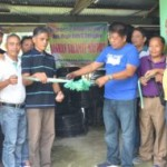 Barangay Kisante water association receives 1 million worth of pipelines for water system improvement