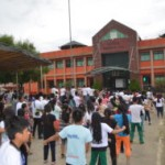 LGU MAKILALA EMPLOYEES AND MIST FACULTY AND STUDENTS START ZUMBA FOR NUTRITION MONTH